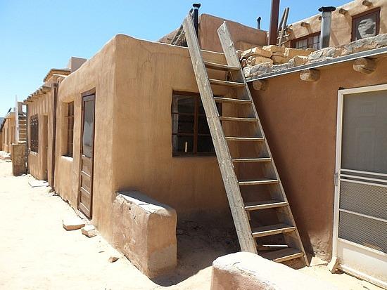 Acoma Pueblo & Albuquerque, New Mexico and Las Vegas, Nevada, U.S.A.