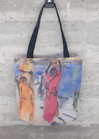 Pushkah Lake bag design for Vida