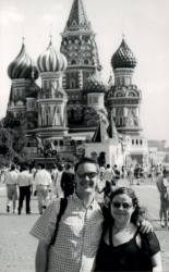 mark and ali in moscow