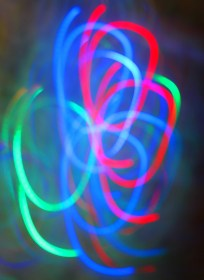Blurred Christmas Lights 5