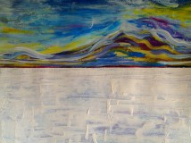 Salar de Uyuni Triptych 1