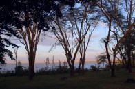 View across Lake Naivasha