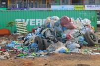 Plastic pollution in Nairobi