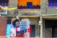 Street scene in Cairo