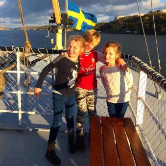 Trip to Stockholm's archipelago