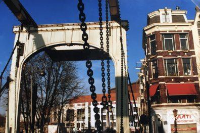 The Magere Brug (Skinny Bridge), Amsterdam