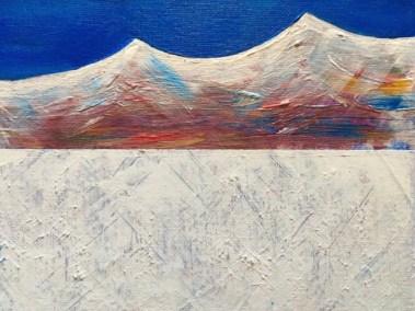 Abstract Salar Salt Flats 02 – Bolivia