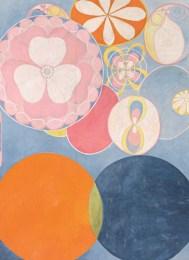 The Ten Largest, No. 2, Childhood by Hilma af Klint