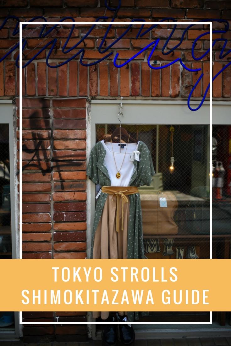 Shimokitazawa Guide on www.travelwithnanob.com