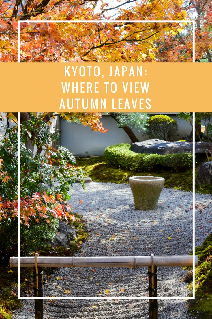 Viewing Kyoto Autumn Leaves www.travelwithnanob.com-