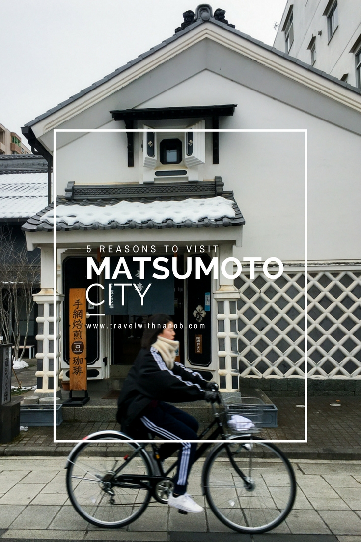 matsumoto city guide