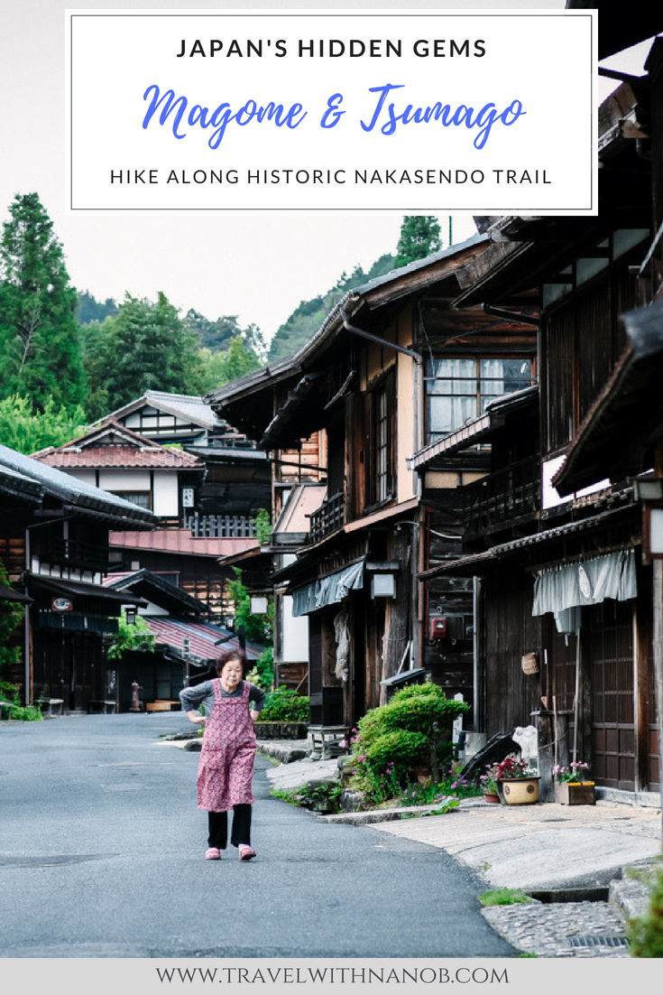 Kiso Valley Nakasendo Hike 4