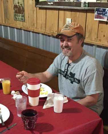 Breakfast with Noel