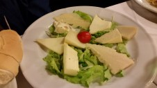 Assorted Cheeses enjoyed by Richard and Dennie