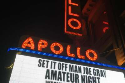 Apollo theatre, Harlem, NYC, New York City, Amature night at the Apollo