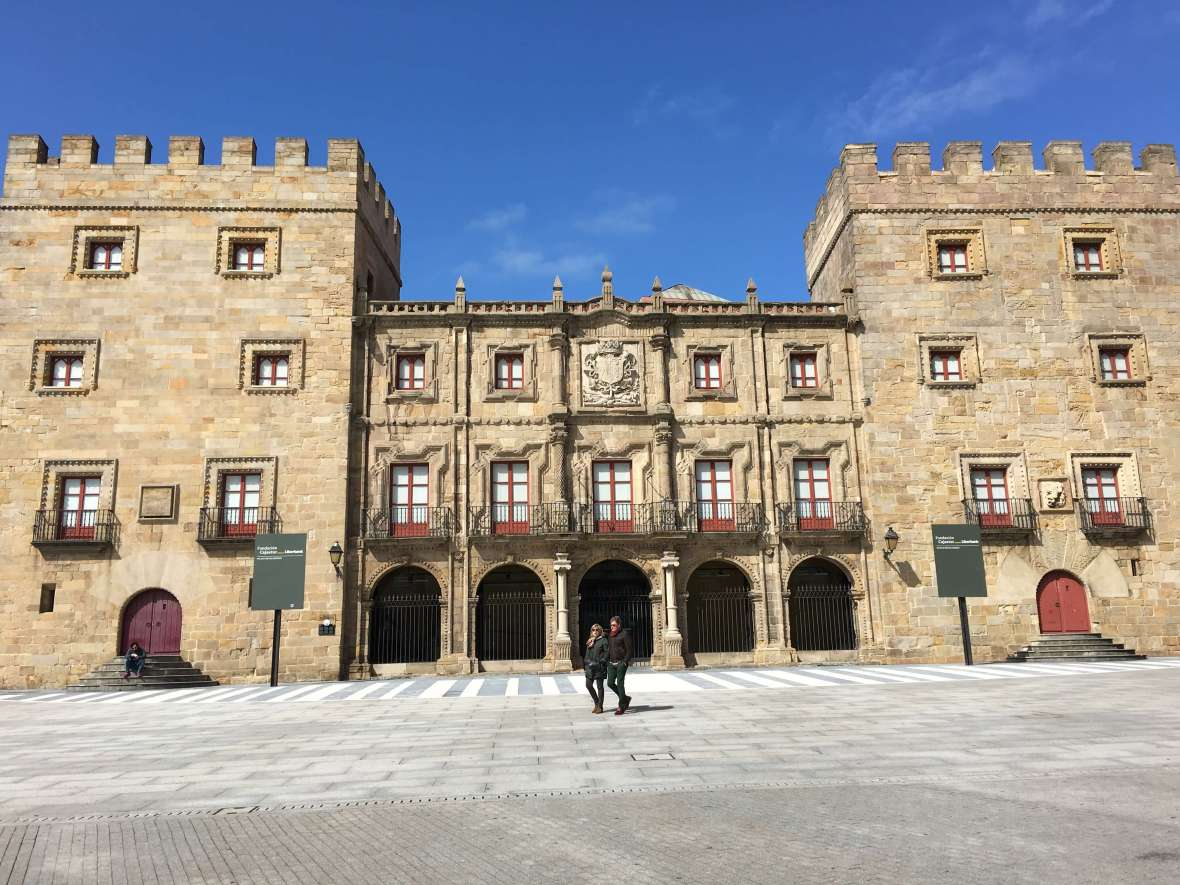 Medieval architecture abounds in The Principality of Asturias