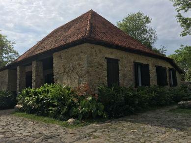 Las Terrazas, Artemisa, Cuba, Hotel Moka, abandoned, French coffee plantation, slave quarters, restaurant