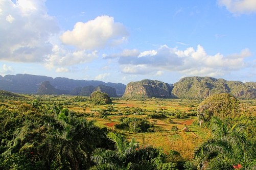 The Valley of Silence in Viñales