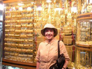 Gold Souk in Dubai