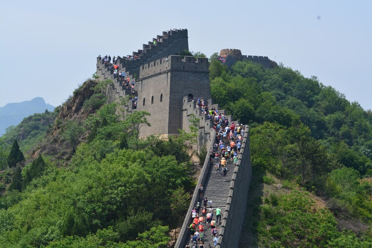 You must see in Beijing The Great Wall, one of the great Beijing Highlights.