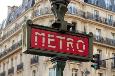 Save money. Take the metro