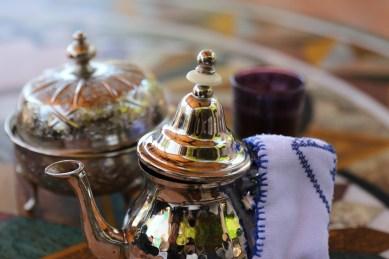 Moroccan teas