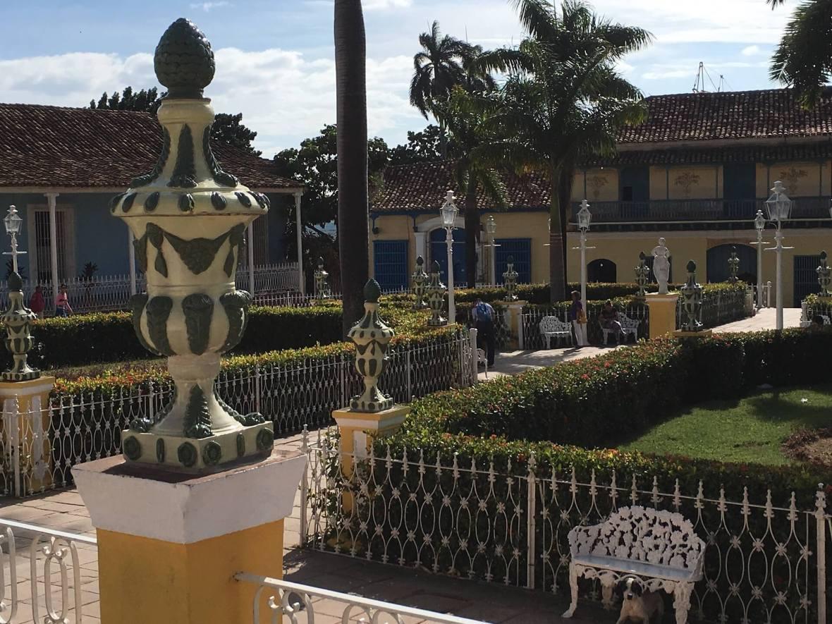 Plaza Mayor, main square. Things to do in Trinidad, Cuba