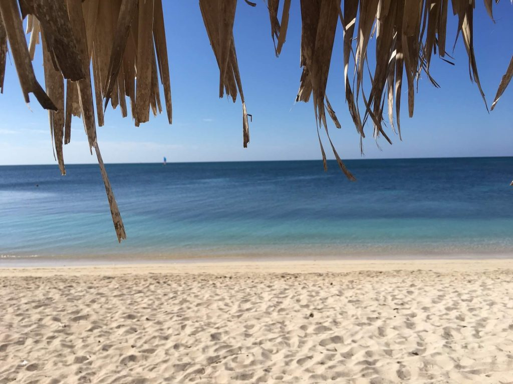 Playa Ancon beach. Things to do in Trinidad, Cuba