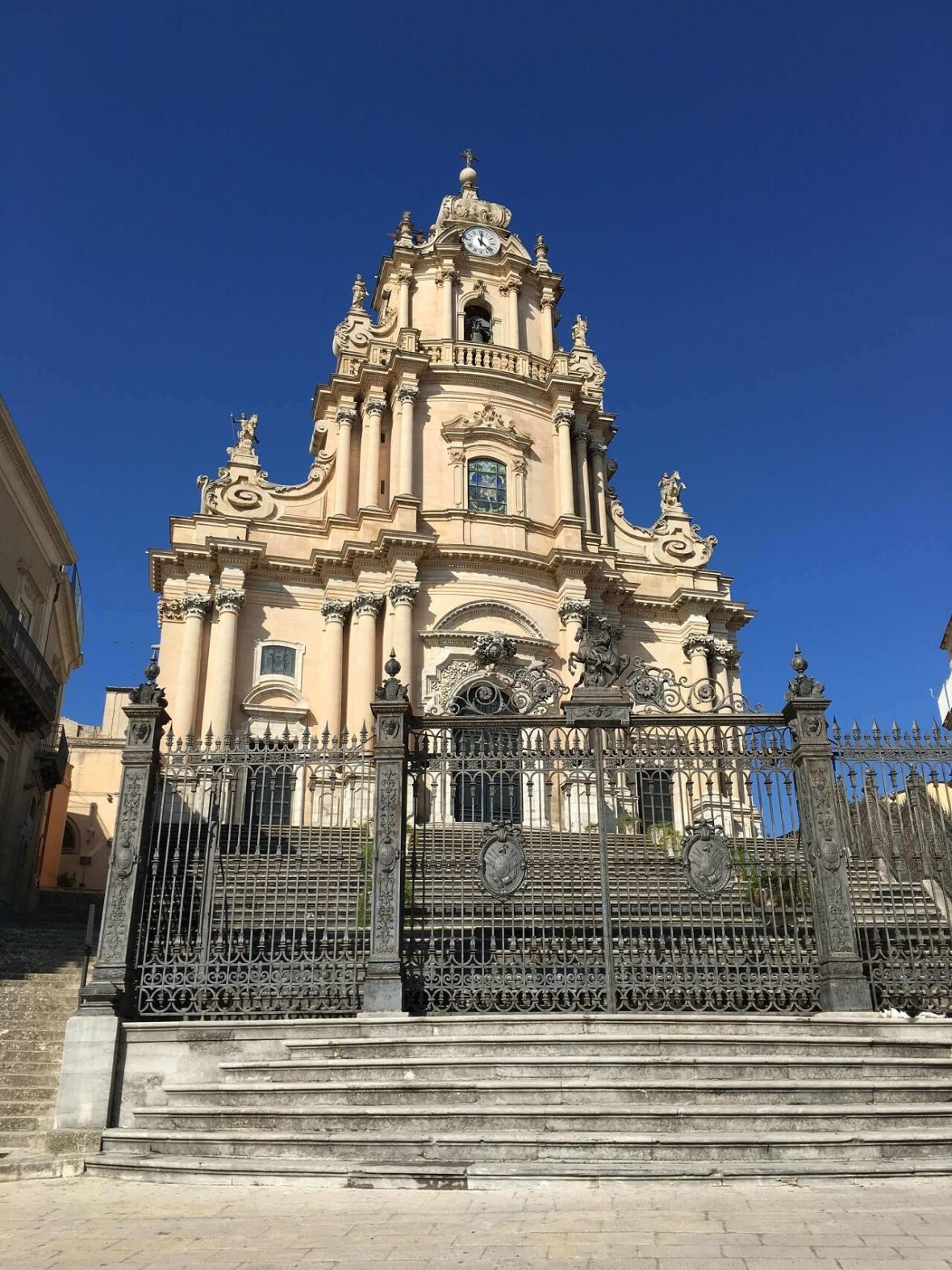 Ragusa's main square