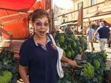 Palermo food market