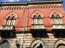 Ortygia has beautiful architecture