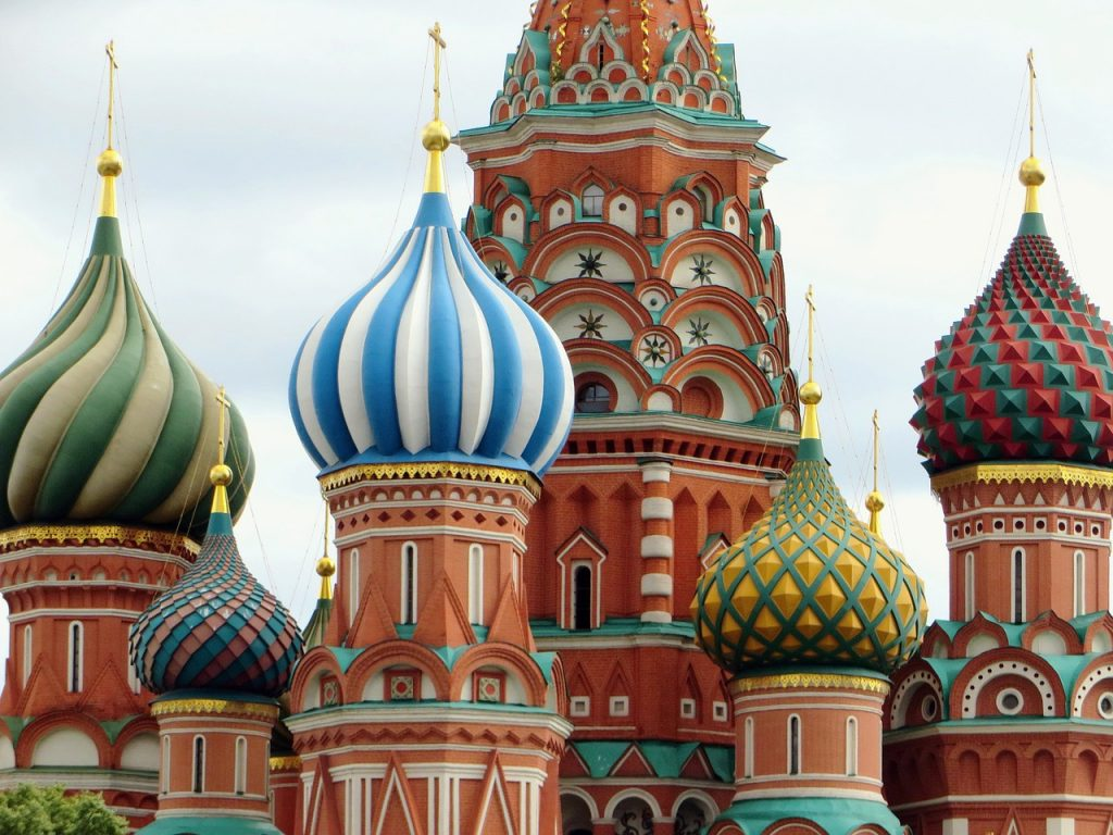 Toursit scams in Europe: Moscow