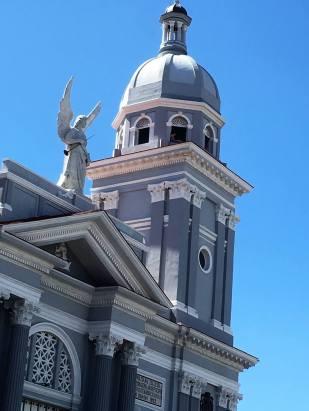 Santiago Cathedral cupola