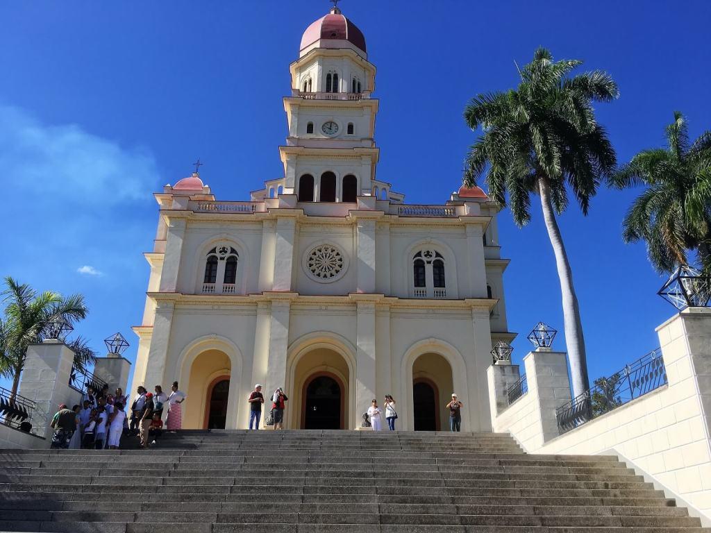 Sanctuary to the Virgen de la Caridad del Cobre.