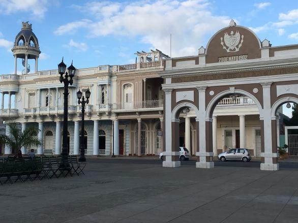 Cienfuegos architecture
