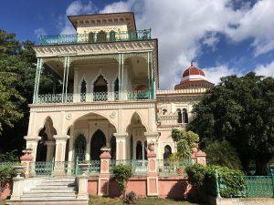 Del Valle Mansion in Punta Gorda, Cienfuegos.