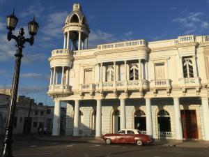 Ferrer Palace in Cienfuegos.
