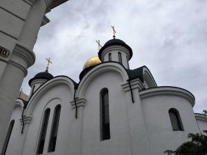 Russian Orthodox church in Hidden Havana