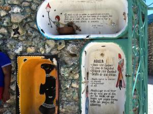 Hamell Alley street art in Hidden Havana