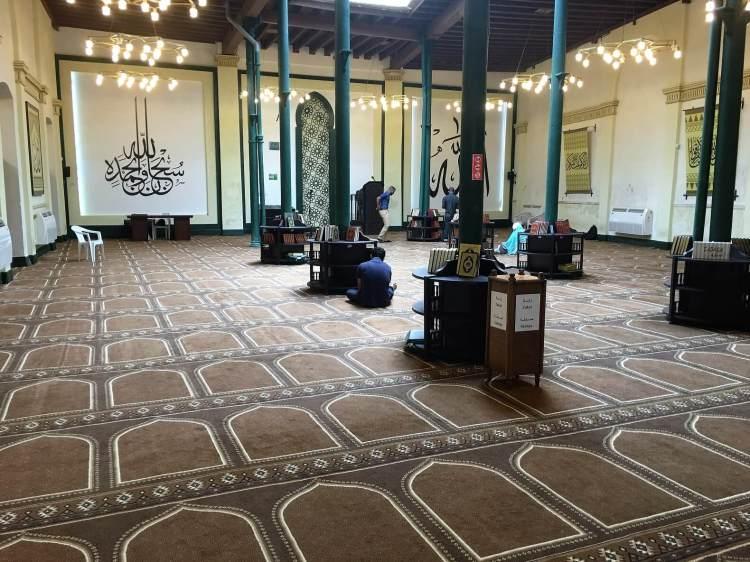 Hidden Havana mosque