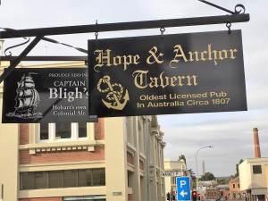 Oldest pub, Tasmania
