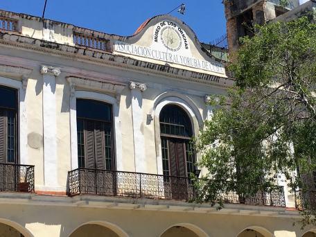 Santeria museum in Hidden Havana