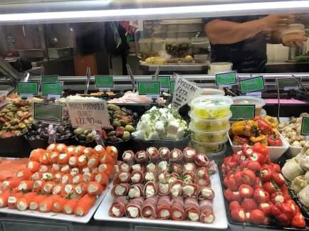 Victoria market in Melbourne