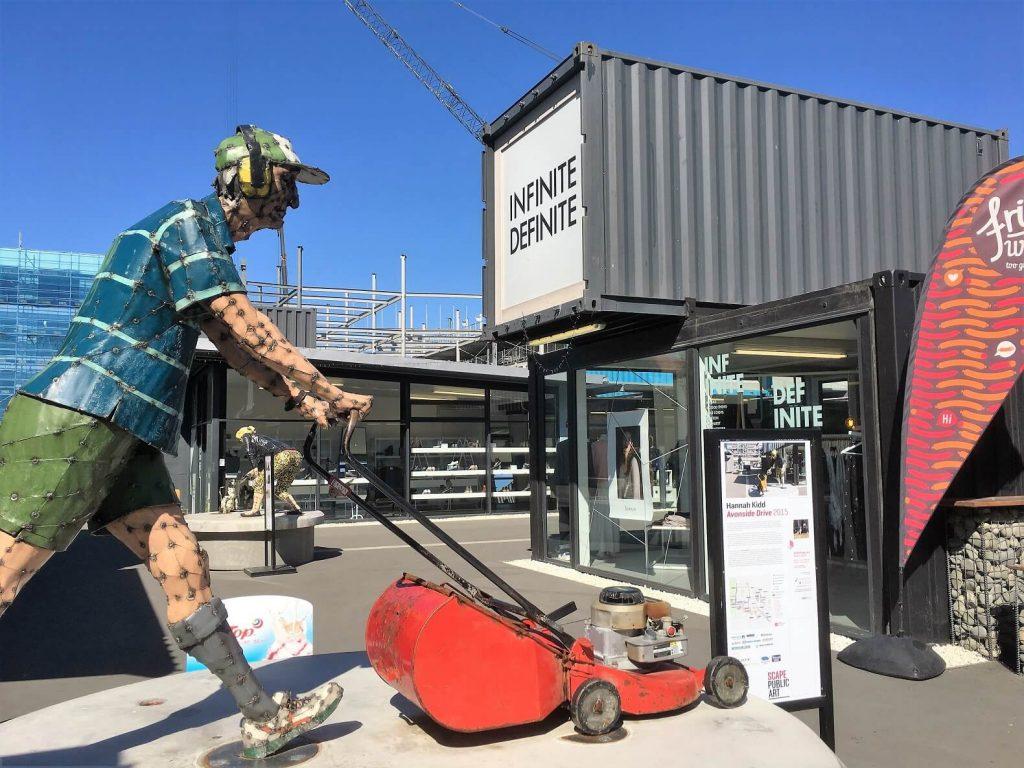 Re-Start in Christchurch