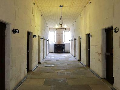 Penal colony in Tasmania