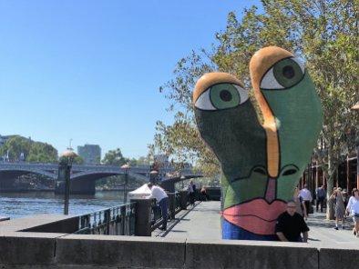 Reasons to visit Melbourne. Melbourne street art.