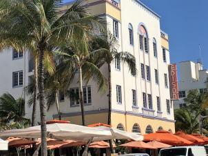 Classic Art Deco on South Beach