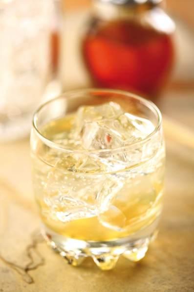 Canchanchara cocktail