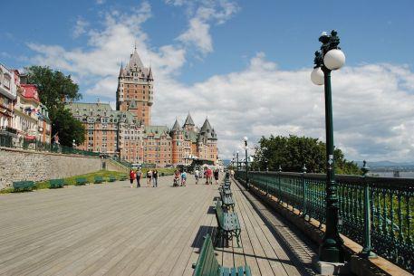 Boardwalk Old Quebec