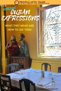 Cuban Expressions